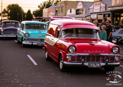 Queenscliff Rod Run 2018