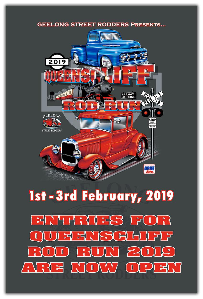 2019 Queenscliff Rod Run