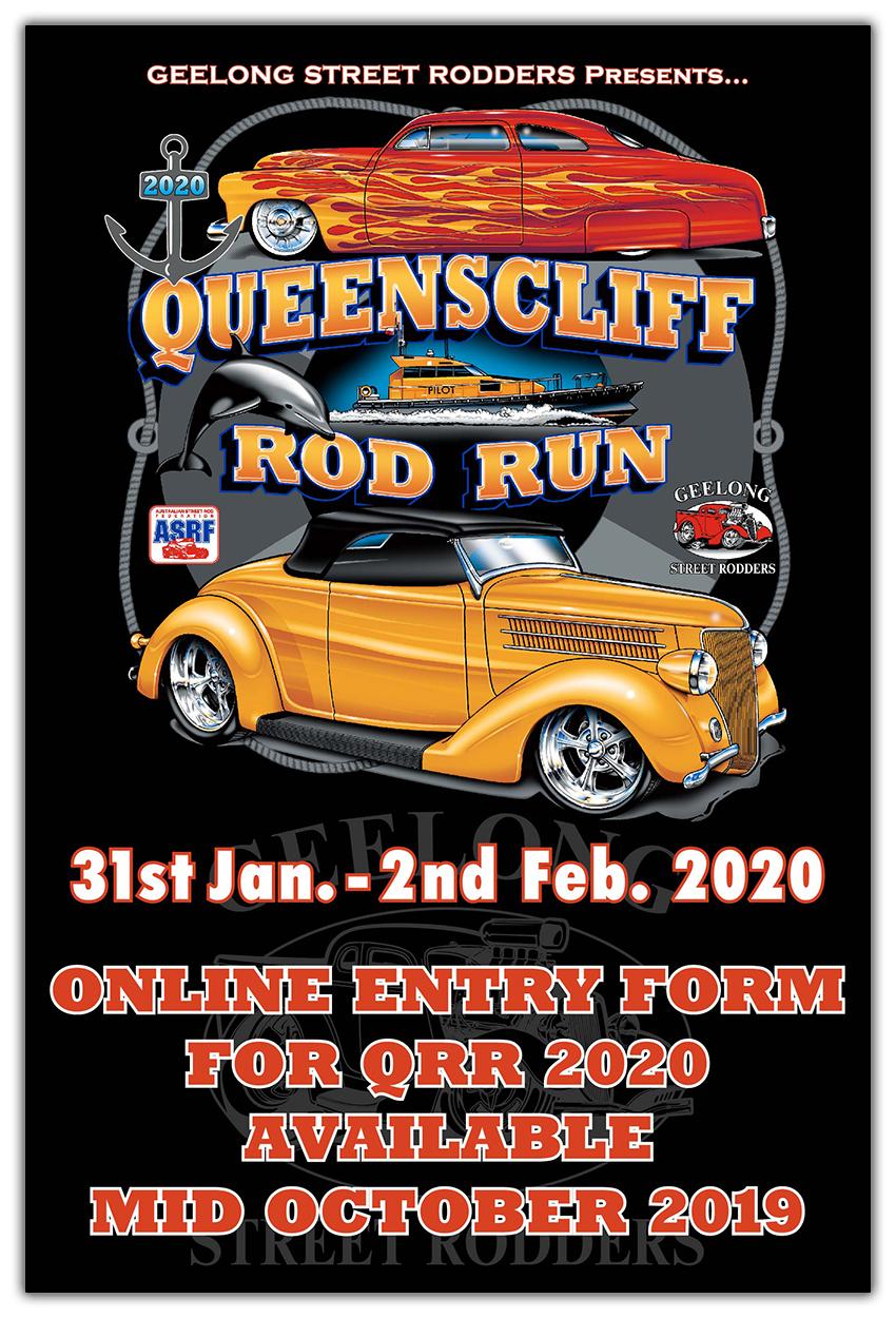 2020 Queenscliff Rod Run