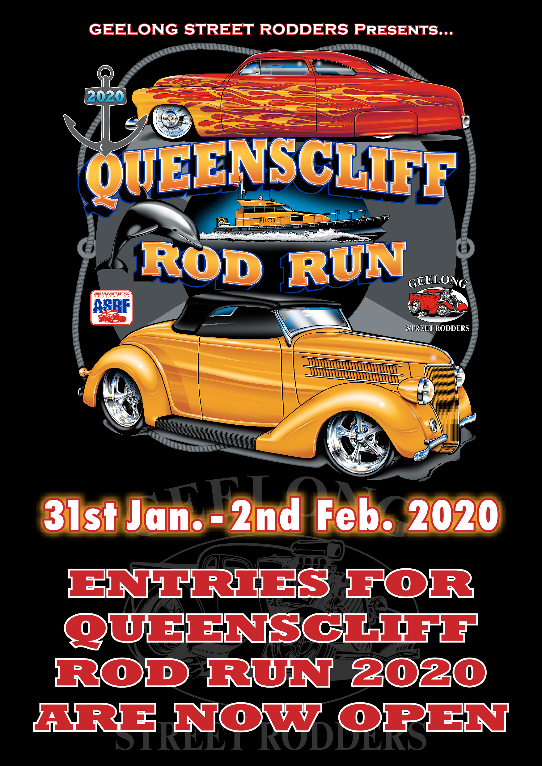 Queenscliff Rod Run 2020