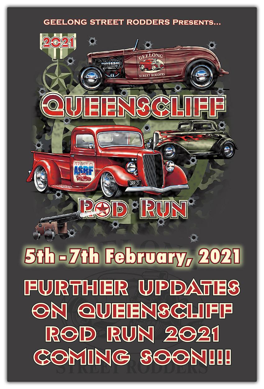 Queesncliff Rod Run 2021